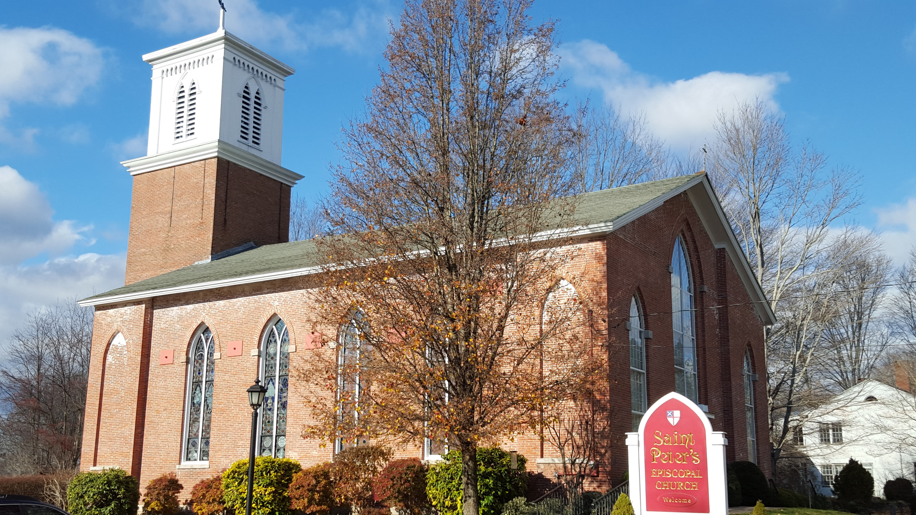 Welcome to St. Peter's Episcopal Church in Hebron Connecticut » Sermons