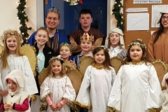 2016 Christmas Pageant cast