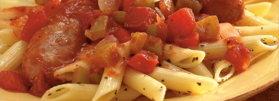 pasta_sausage