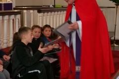 03 Fr. Ron as St. Nicholas