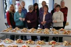 St. Peters cookie brigade