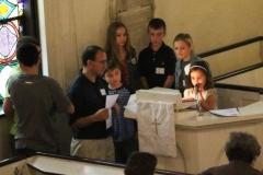 kids doing gospel 2