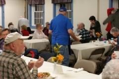 community dinner crowd 2