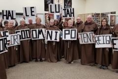 Halleluja monks