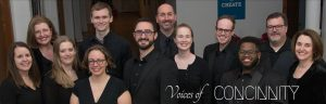 Voices of Concinnity Free Community Concert
